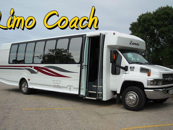 Tmx 1465942314010 Limo Coach 1 Green Bay wedding transportation