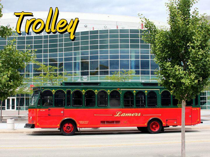 Tmx 1465942366880 Trolley 1 Green Bay wedding transportation