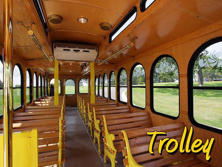Tmx 1465942375226 Trolley 2 Green Bay wedding transportation