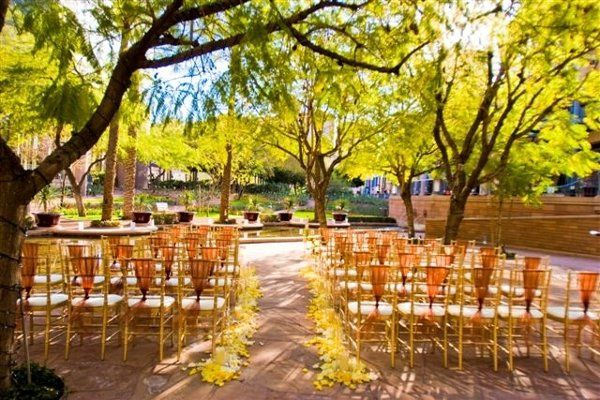 The Grotto At The Arizona Center Venue Phoenix Az Weddingwire