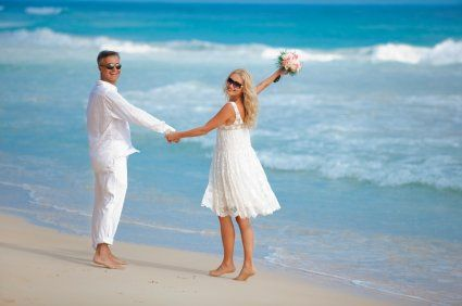 Vows At The Beach