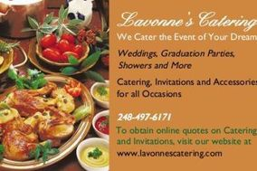 Lavonne's Catering and Event Planning