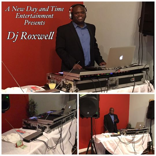 DJ Roxwell