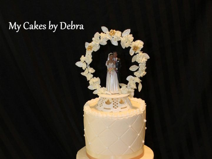 Tmx 1378692385436 Img0600 Pascagoula, Mississippi wedding cake