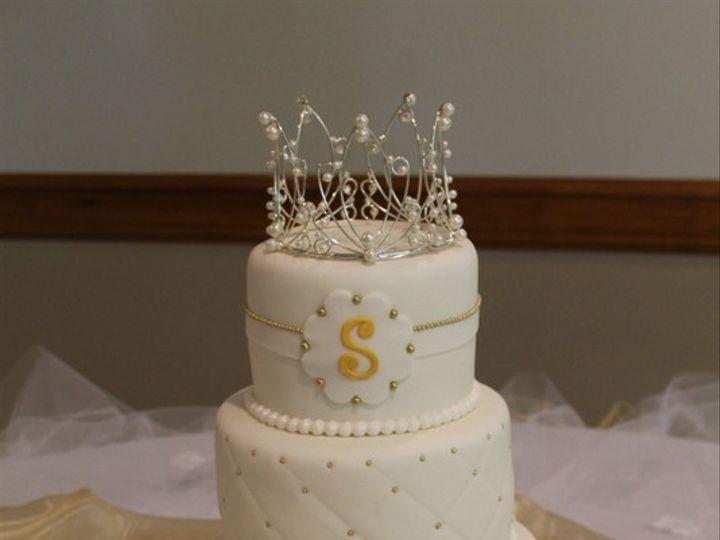 Tmx 1378692412956 Img0622 Pascagoula, Mississippi wedding cake