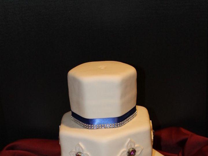 Tmx 1378692707817 Img0836 Pascagoula, Mississippi wedding cake