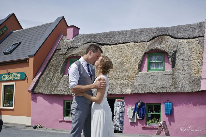 The idyllic village of Doolin on the Wild Atlantic Way in Ireland. The perfect destination for your...