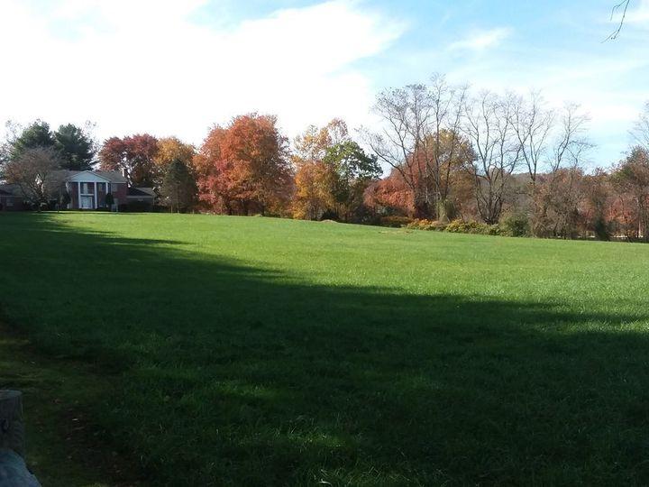 MaryLar Farm in Fall