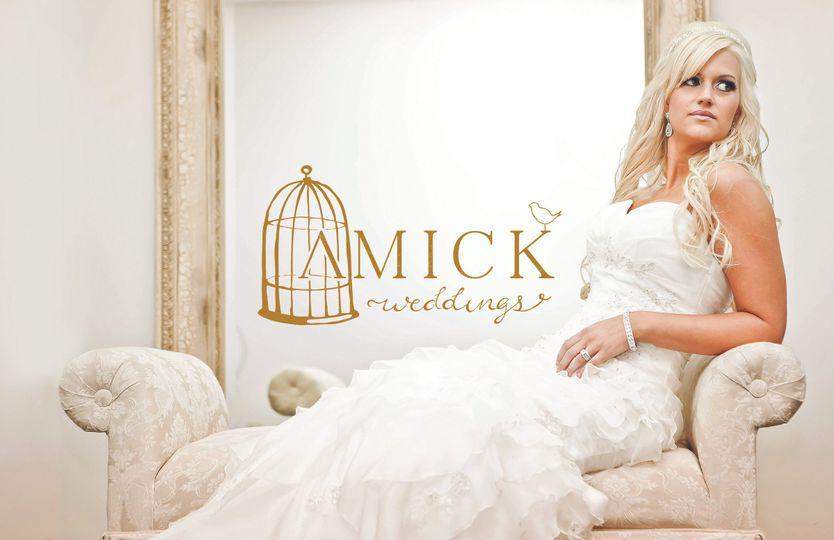 wedding flyer front