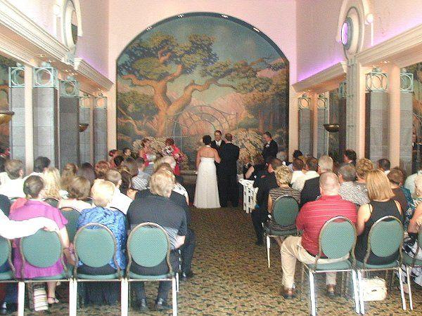 Wedding Ceremony at Arnaldo's