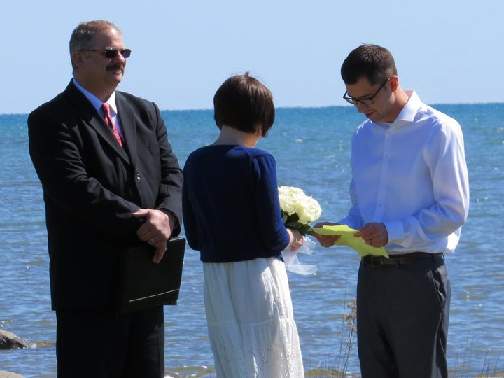 Tmx 1395277551106 Emily And John  Allenton wedding officiant