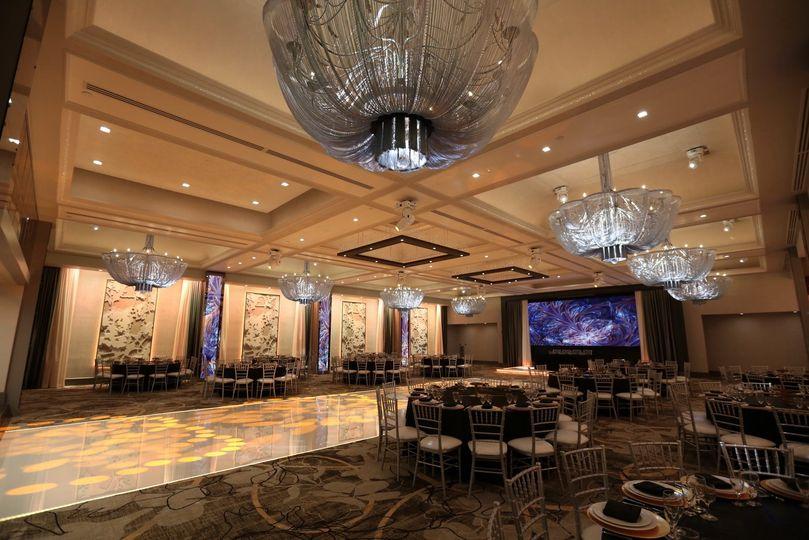 L.A. Banquets Legacy Ballroom