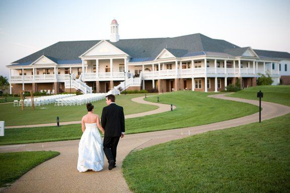 Tmx 1278688152684 Backoftheclubhousewithchairs Williamsburg, VA wedding venue