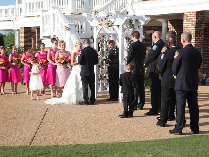 Tmx 1383431086953 Ceremon Williamsburg, VA wedding venue