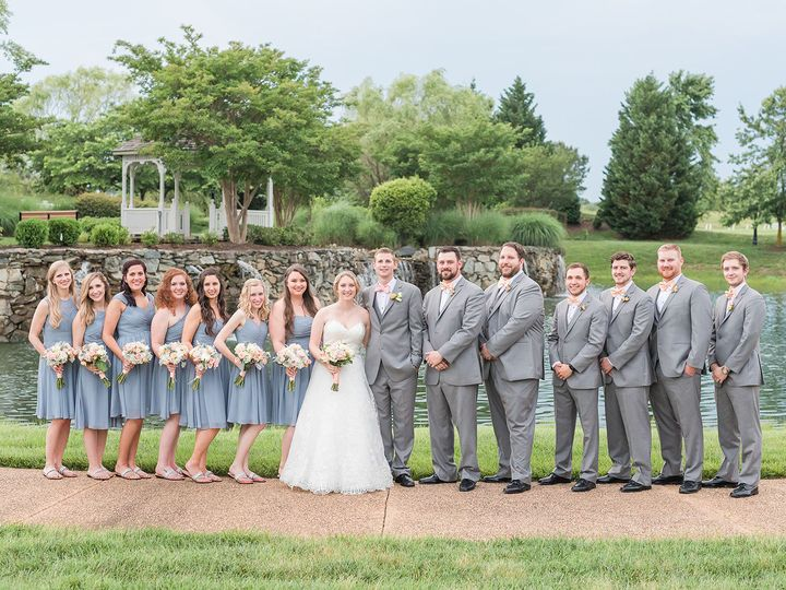 Tmx 1535492415 Ee66eca35e58a0e2 1535492413 03d29dc8d8919428 1535492161068 10 Bridal Party 2 Williamsburg, VA wedding venue