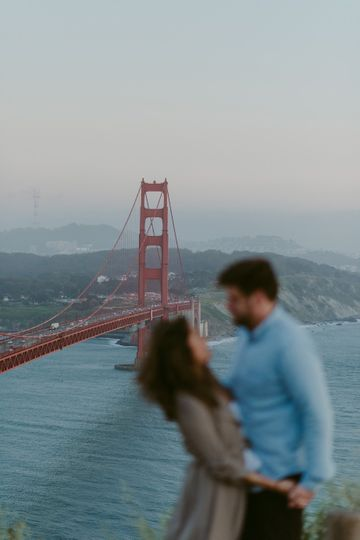 A Marin Headlands Engagement