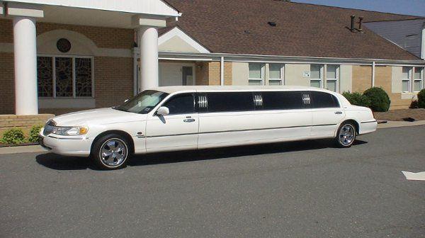 White 10-12 Passenger