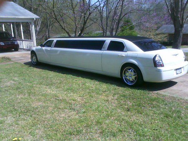 300 Chrysler Limo