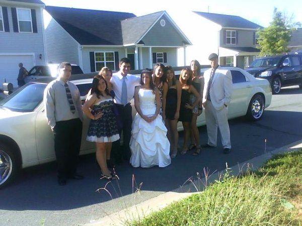 Tmx 1285620265371 Sweet16birthday Charlotte wedding transportation