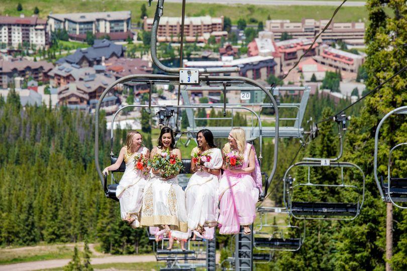 Summer Wedding Copper Mountain