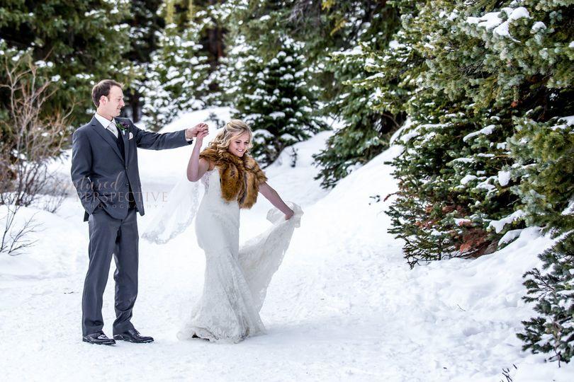 Winter Wedding Copper Mountain