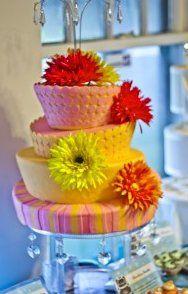 Tmx 1343163207482 Untitled Clermont wedding cake