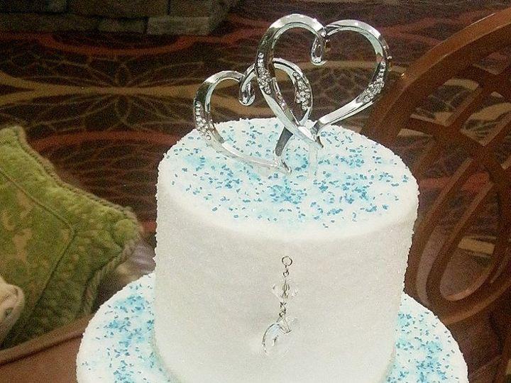 Tmx 1346303178619 IMG0904Copy Clermont wedding cake