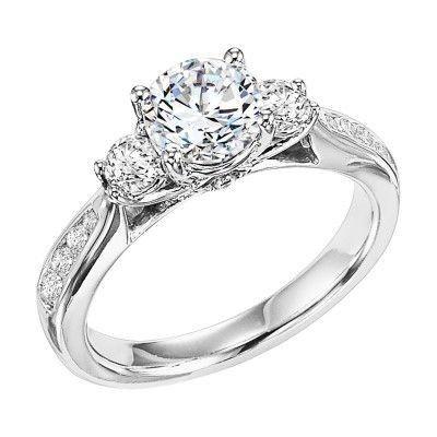 stone engagement rings