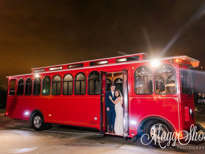 Tmx 794 Kelseyjon The Laurel Wedding Grapevine 51 547532 Dallas, TX wedding transportation