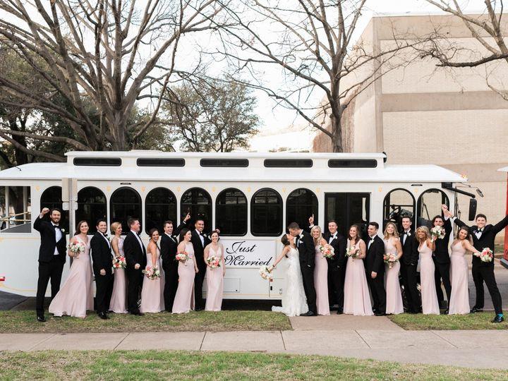 Tmx Wadewedding Blogpost 151 51 547532 158388602045330 Dallas, TX wedding transportation