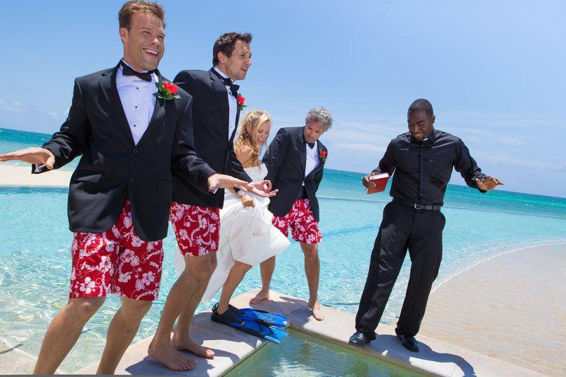 bride grooms