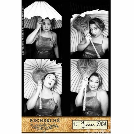 Booth 66 Photobooth Austin Dallas TX Black & White High Contrast Artistic Style