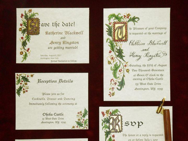 Tmx 1490896208817 0 Illumination 1 Catskill, New York wedding invitation