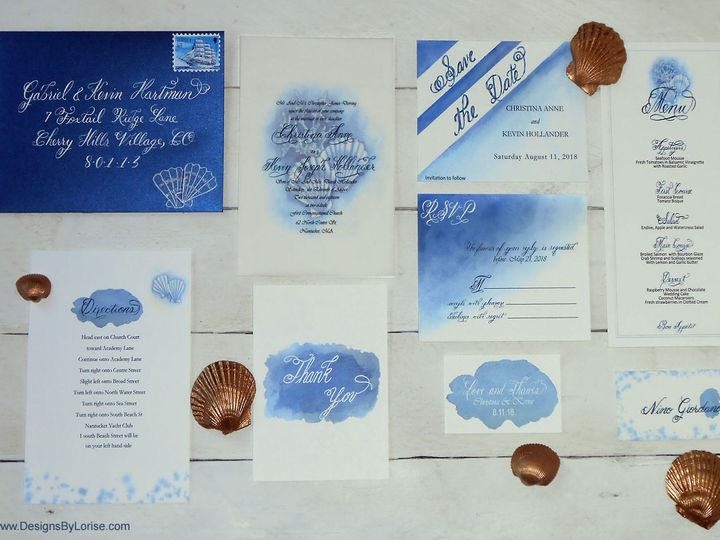 Tmx Call To The Sea Suite 2 51 969532 Catskill, New York wedding invitation
