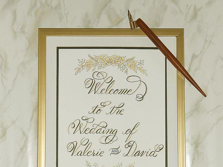 Tmx Welcome To Thewedding Sign 51 969532 Catskill, New York wedding invitation