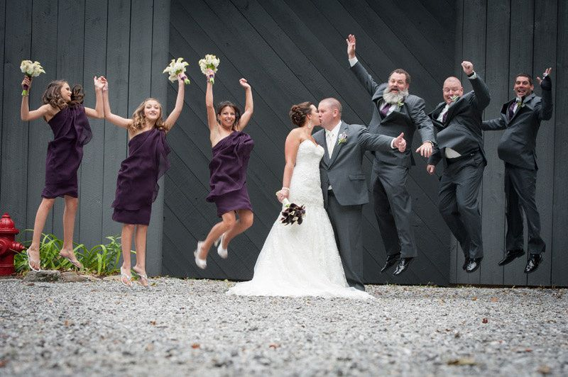 bridal party photography 0