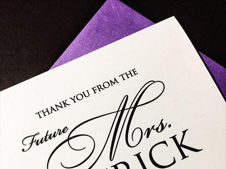 Tmx Bridal Shower Thank You Cards 1 51 430632 1557946485 Arlington, District Of Columbia wedding invitation