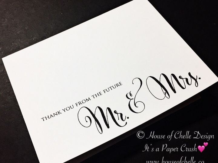 Tmx Bridal Shower Thank You Note With Envelope 11 51 430632 1557946489 Arlington, District Of Columbia wedding invitation