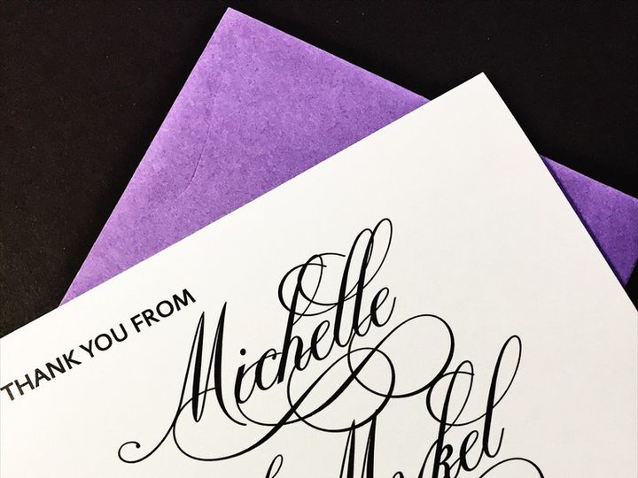Tmx Bridal Shower Thank You Note With Envelope 34 51 430632 1557946490 Arlington, District Of Columbia wedding invitation