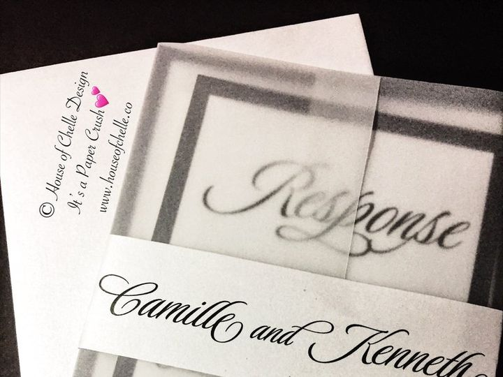 Tmx Vellum Wedding Invitation Camille Black And White With Belly Band 2 51 430632 1557888959 Arlington, District Of Columbia wedding invitation