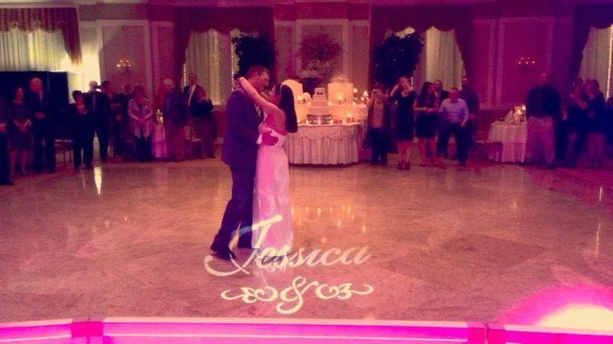 brian jessica first dance