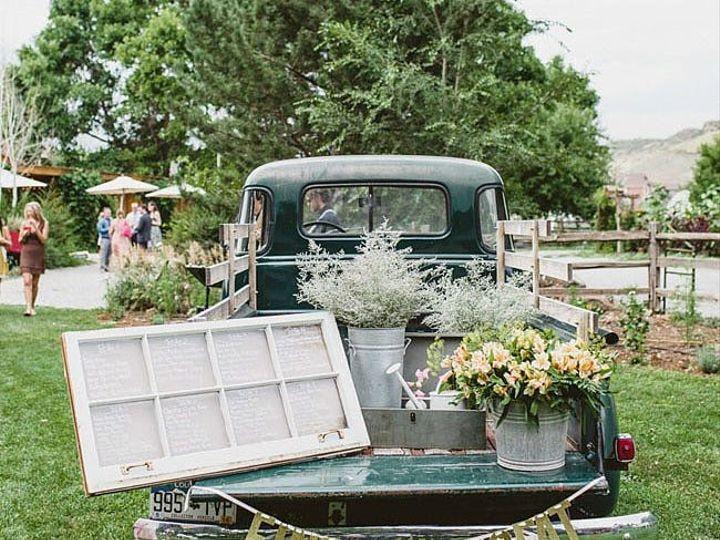 Tmx 1430923233815 Find Your Seat On Back Of Truck Walpole wedding transportation