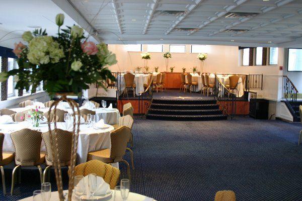 Yacht Atlantis Dining Room