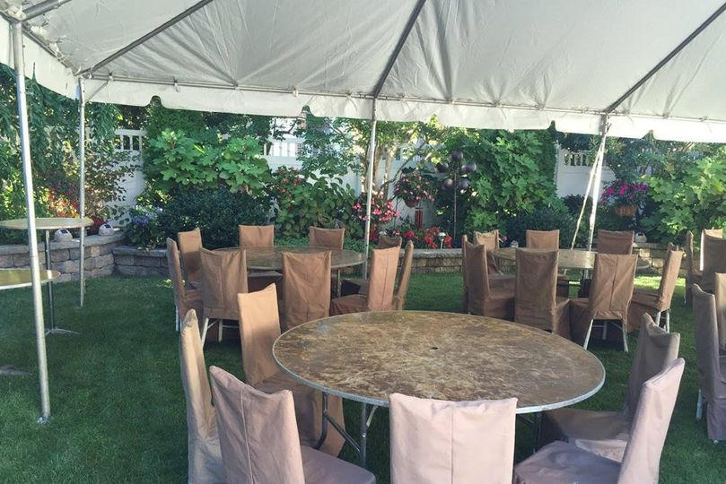 backyard party by ac party rentals