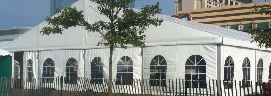 tent in atlantic city ac party rentals