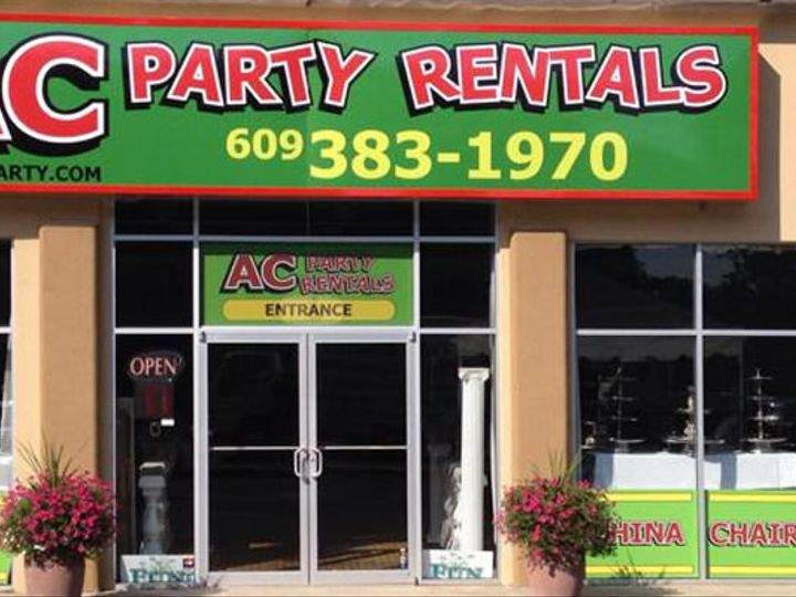 Tmx 1456583605605 Store Front Of Ac Party Rentals Egg Harbor Township wedding rental