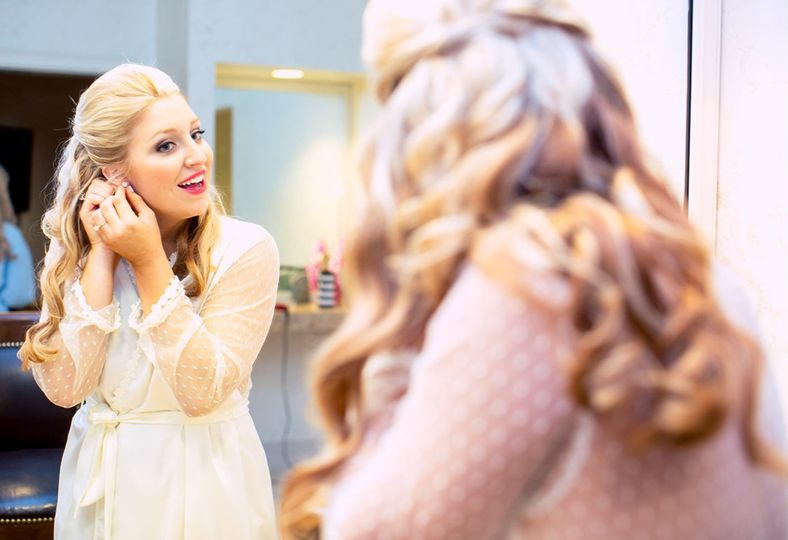 Marietta wedding makeup
