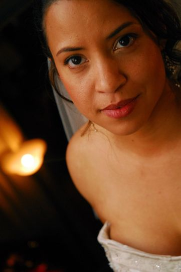 Decatur natural bridal makeup