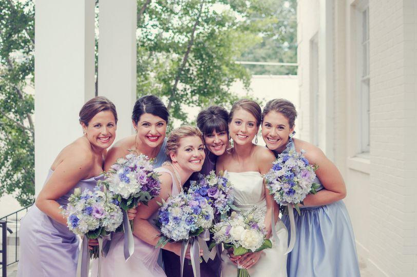 Decatur bridal makeup & hair