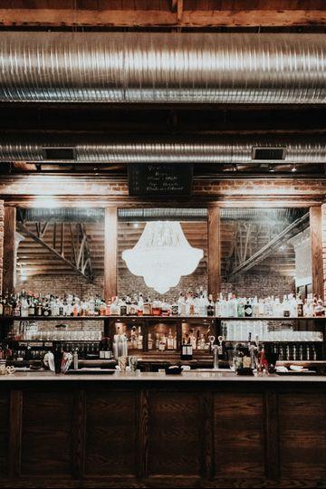 The Guild Main Bar